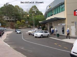 Smithfield St parking
